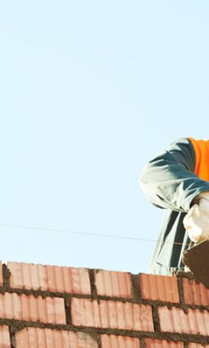 13536182 - construction mason worker bricklayer